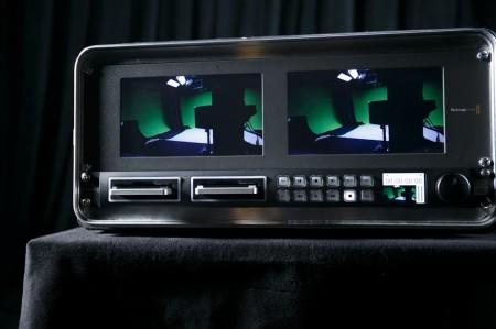 Blackmagic Hyperdeck Studio Pro - Green Screen - Big Apple Studios 2-s