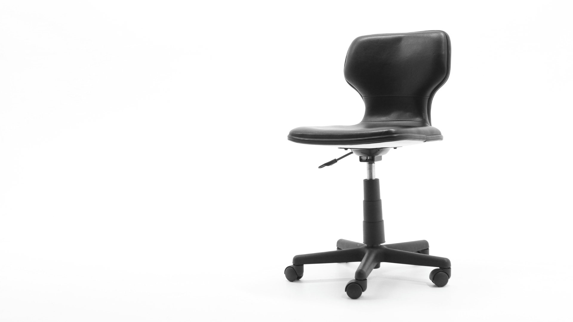 Black Studio Chair Big Apple Studios   S ...