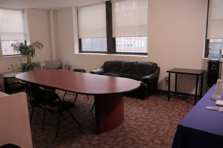 Studio 6A Green Room - Big Apple Studios - S