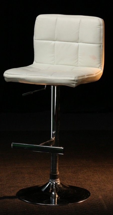 White Soft Studio Chair - Big Apple Studios - S