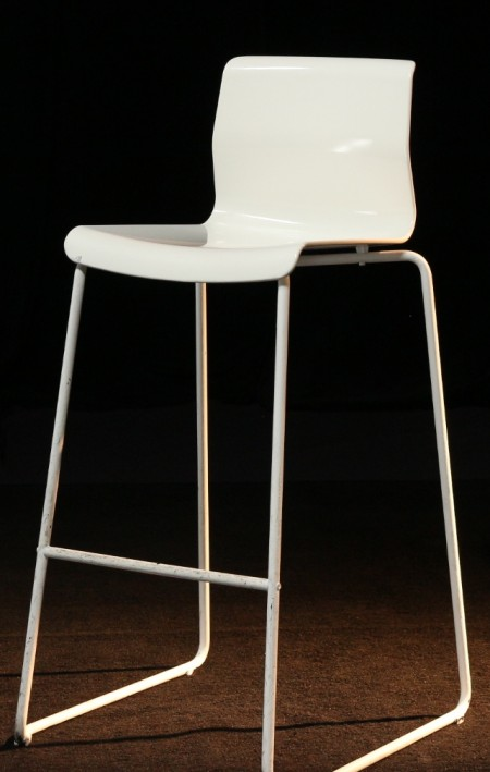 White StudioChair - Big Apple Studios - S