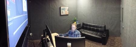 Edit Suite - Big Apple Studios - Manhattan - Thumbnail