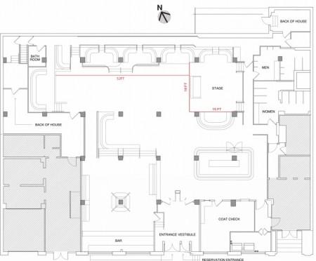 Raw Space Studio FF Floorplan